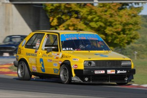 Chris Albin - SCCA H-Prod VW Golf - 13-time Driver of the Year Champion