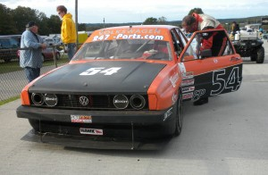 Chuck Mathis - SCCA F-Prod VW Scirocco - 2006 National Champion